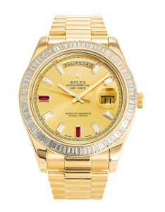 Sell Rolex Day-Date II London